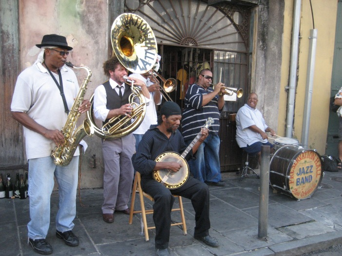 Preservation Hall Jazz band (Foto:  Infrogmation, CC-BY-SA 3.0)